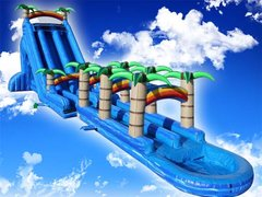 27 Ft Hawaiian Extreme Water Slide (Item 337)