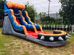 16 Ft Rockstar Water Slide (Item 317)