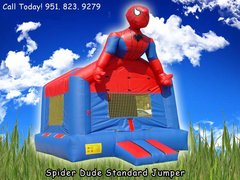 Spiderman W/Hoop (Item 150)