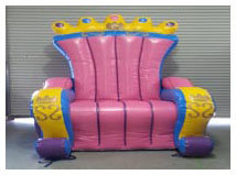 Princess Throne Add On