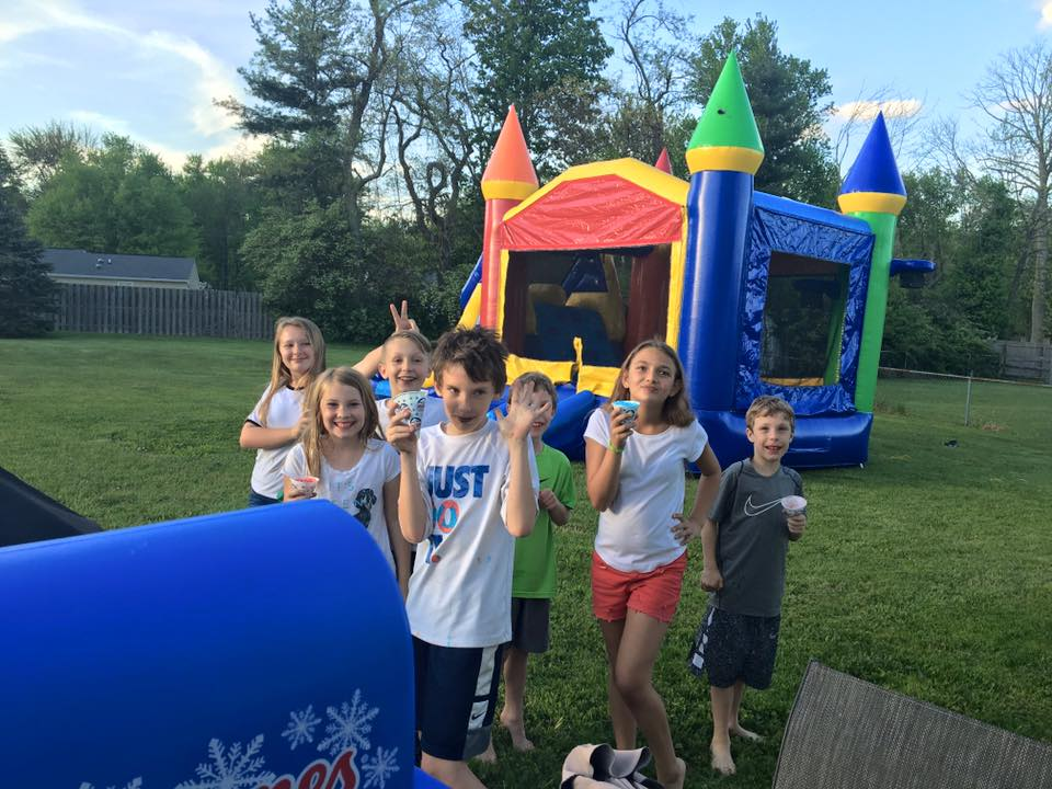birthday party in Indianapolis