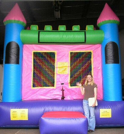 Dream Castle Bounce House