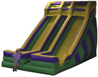 Giant Slide 24ft Dual Lane