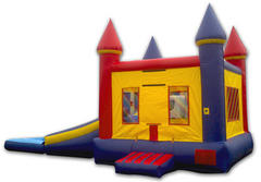 Smaller Fortress Wet Slide