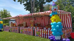 Carnival Theme Attractions