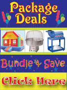 SPECIAL DISCOUNTED PACKAGE DEALS