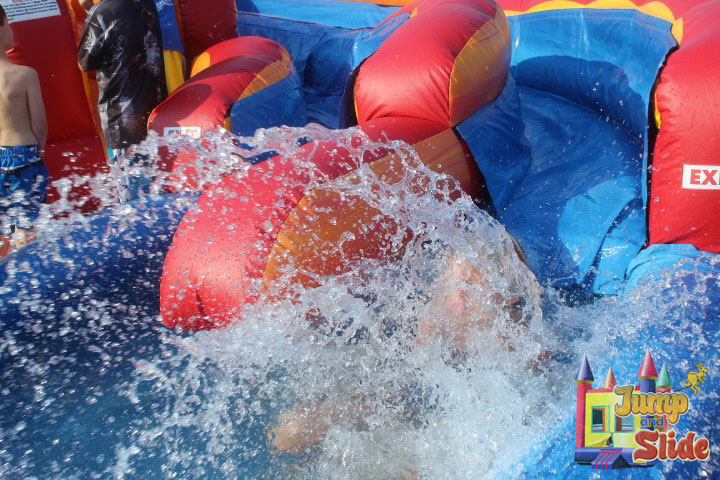 rent a water slide long island