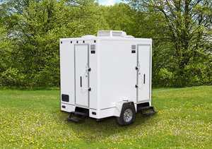 8 FOOT COTTAGE TRAILER RESTROOMS