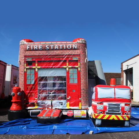 (36)  Fire Station Combo #CU23