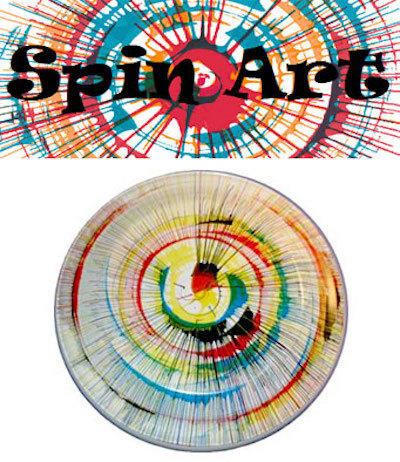 Spin Art Machine #G16