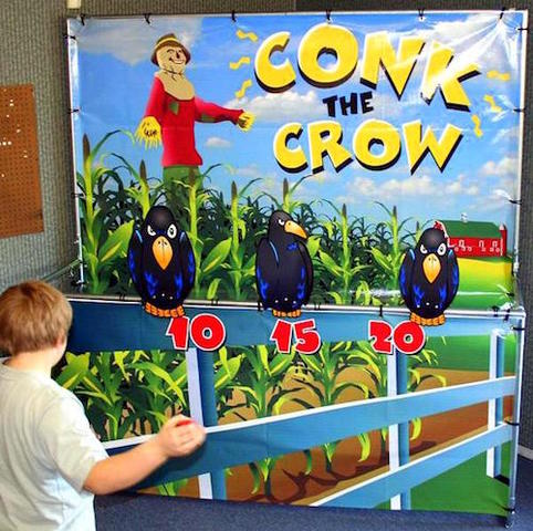 Conk The Crow #G8 (Carnival Games)