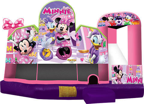 Minnie Mouse Daisy and Friends Bouncer #CU12