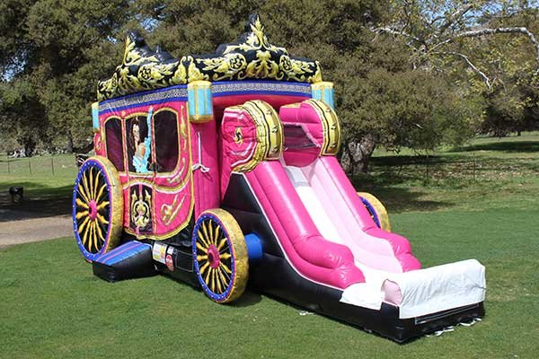 Princess Carriage Combo #CU16