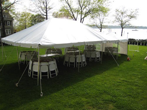 Tent 20 ft x 50 ft