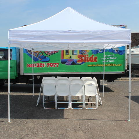Pop Up Tent 10 ft x 10 ft (PT)