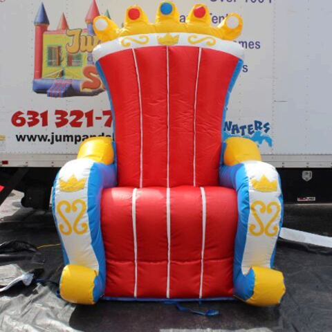 Birthday Throne #B16 (Combo Bouncers)