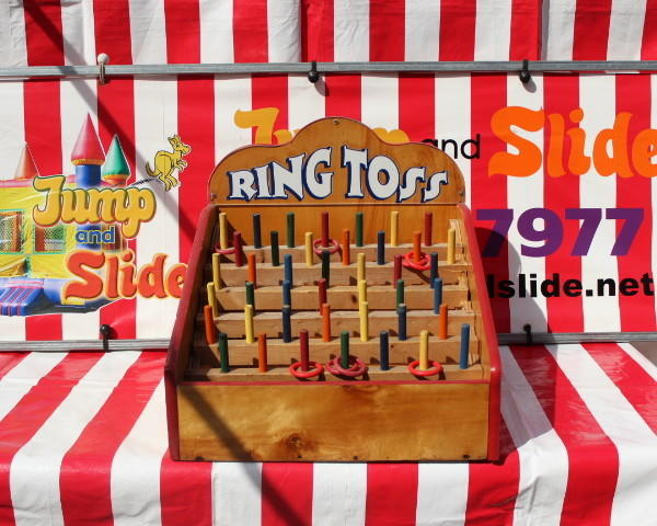 Ring Toss #CG11 (Carnival Games)