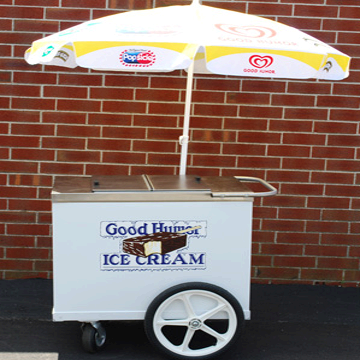 Ice Cream Cart (Booths)
