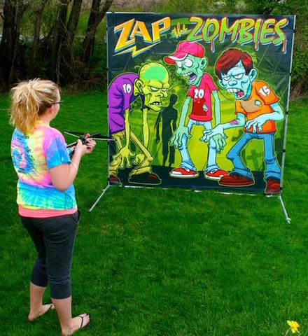 Zap The Zombies #G9 (Booths)