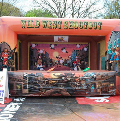 Wild West ShootOut  #iG3(Carnival Games)