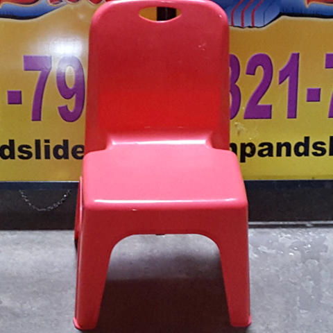 Red Kids Chairs (TC)