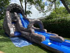 (9)  Rock RIP N DIP 2 LN  Water slide #WS21
