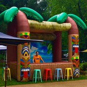 Tiki Party Bar Rental