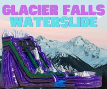 All NEW 2021 Glacier Falls with pool