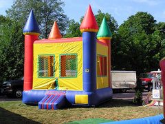 Big Bounce Castle Inflatable (for sale)