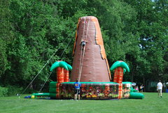 Volcano Rock Climbing Wall For Sale $3,500