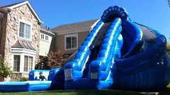 Corkscrew Waterslide (for sale)