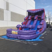 (11)  PURPLE WAVE 2 LANES WITH POOL! #WS36