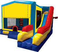 Backyard 7 in 1  Obstacle Course(NEW ITEM) #CU2