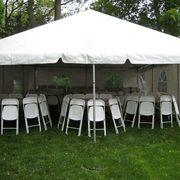 Tent 20 ft x 30 ft Classic Style Frame
