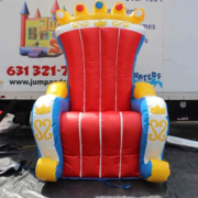 Birthday Throne #B16 (Carnival Booths)