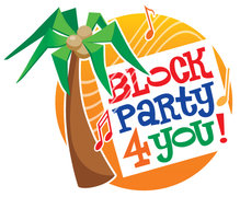 Fun Time Block Party Package