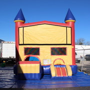 Castle Combo Rental Inflatable (for sale)