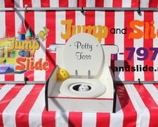 Potty Toss #CG10 (Carnival Games)