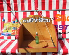 Stand A Bottle #CG12 (Carnival Games)