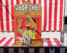 HOOP SHOT (INSIDE)