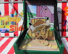 Rope The Bull #CG53 (Carnival Games)