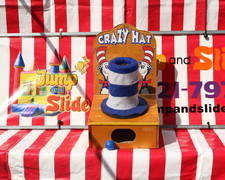 Crazy Hat #CG4 (Carnival Games)