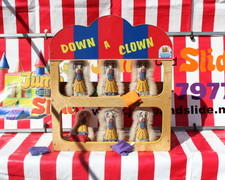 Down A Clown #CG5 (Carnival Games)