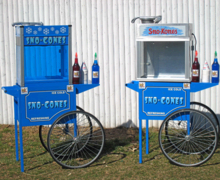 Sno Kone  Machine ON A CART #CON4