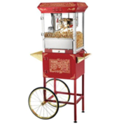 Popcorn Machine On A Cart #CON3