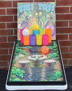 Tiki Toss Table Size Game #CGT1 (CG)