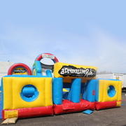 (4) Adrenaline Rush Obstacle Course