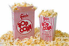 EXTRA POPCORN SUPPLIES #CON3A