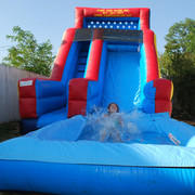 (25)  High Tower Water slide WITH POOL!  #WS2