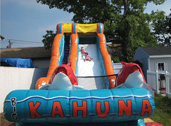 Big Kahuna Waterslide (for sale)